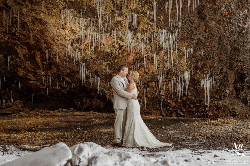 Iceland Ice Cave Wedding-37