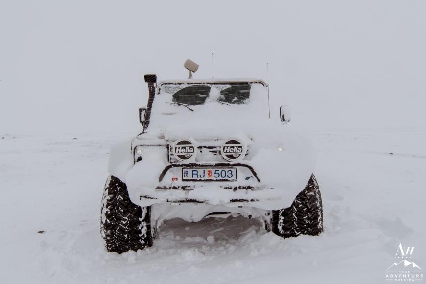 Iceland Ice Cave Wedding-41
