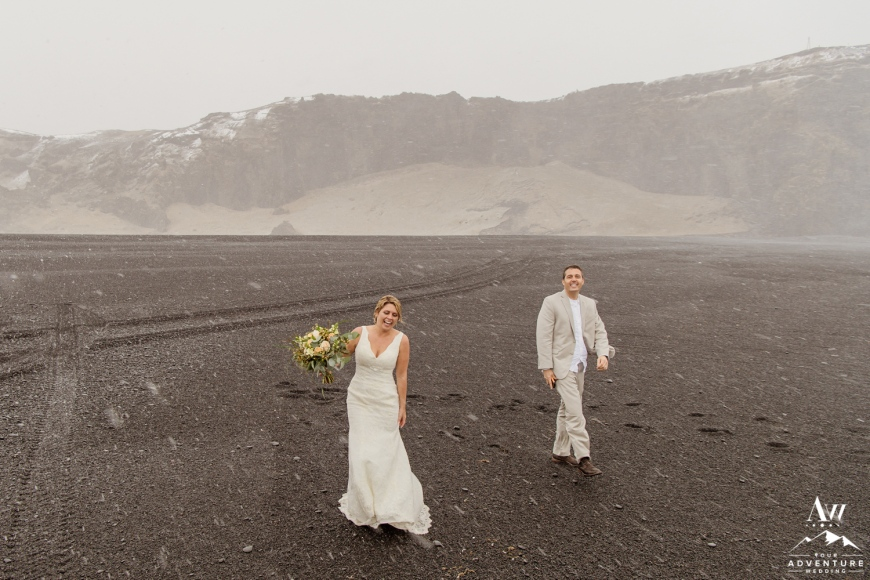 Iceland Ice Cave Wedding-48