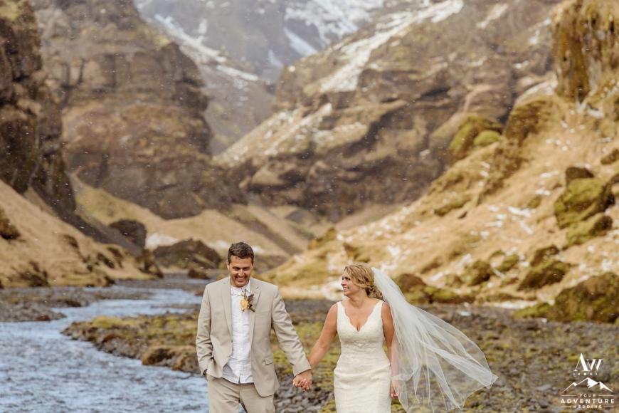 Iceland Ice Cave Wedding-59