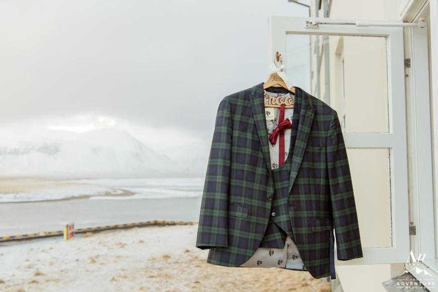 Iceland Wedding Suit-Hotel Budir