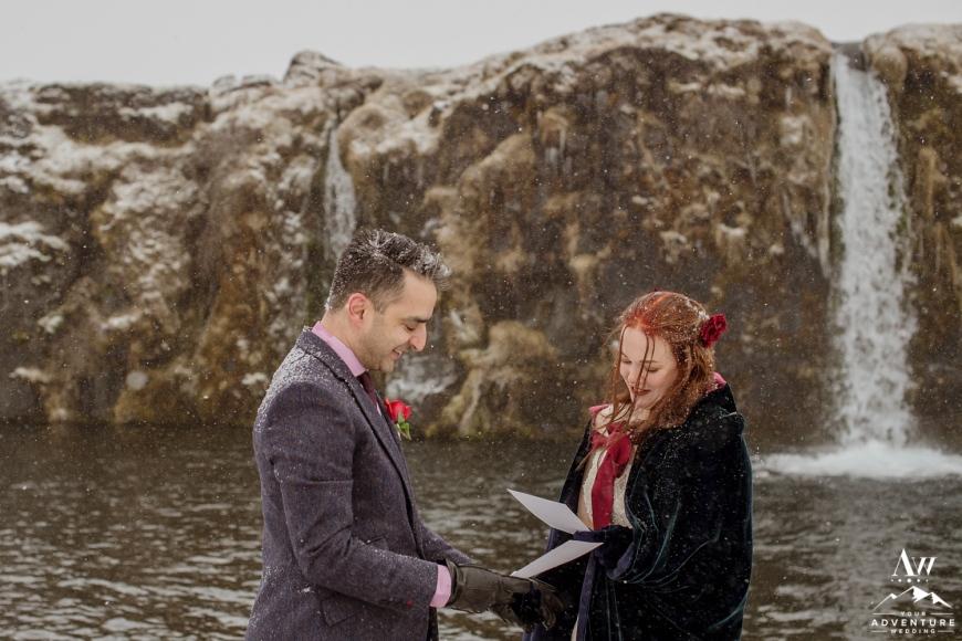 Iceland Winter Wedding-18