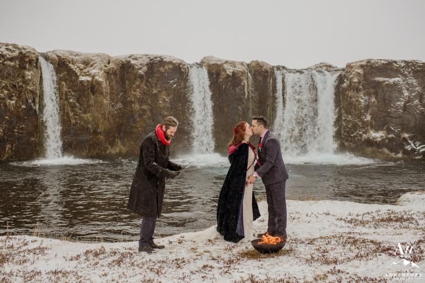Iceland Winter Wedding-20
