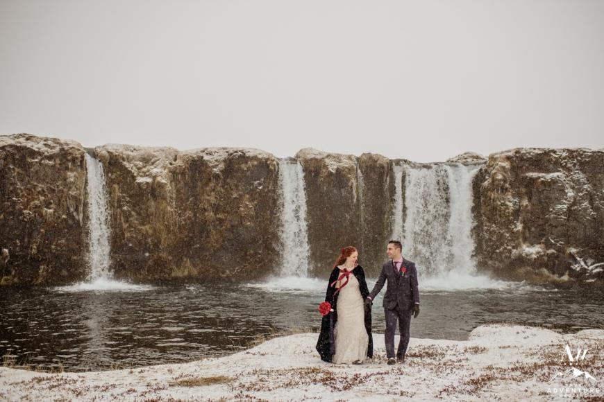 Iceland Winter Wedding-21