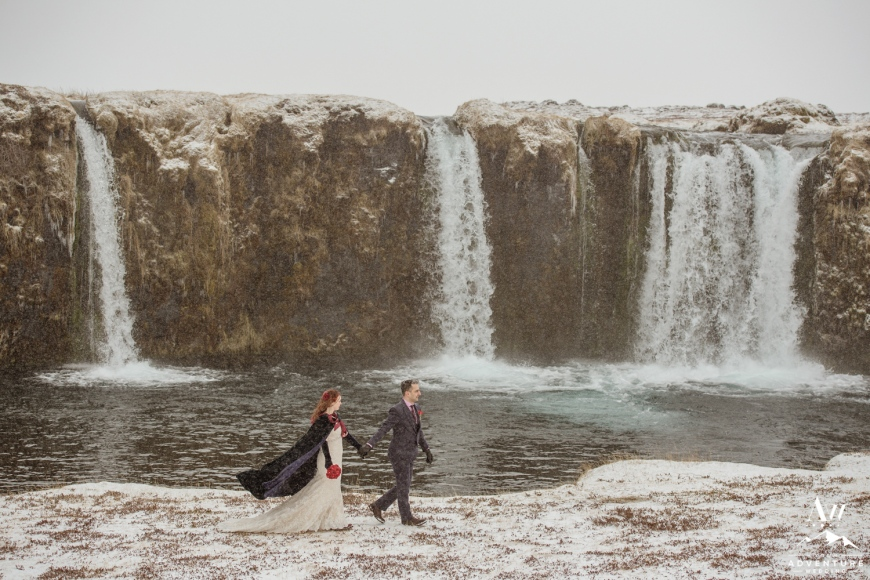 Iceland Winter Wedding-22