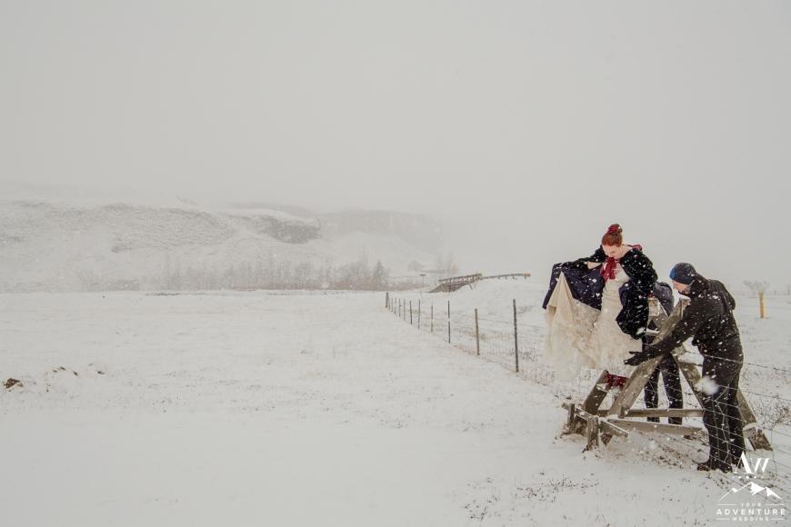 Iceland Winter Wedding-27