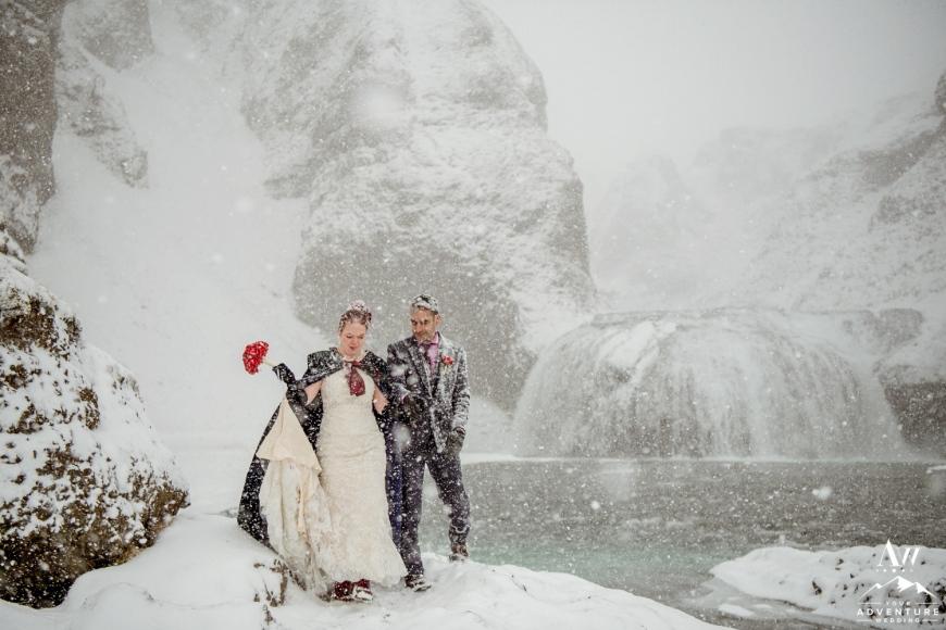 Iceland Winter Wedding-31